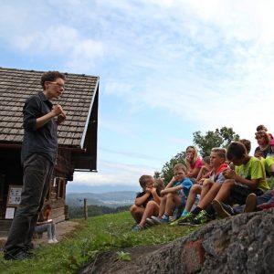 Hiša na hribu, foto: Zvonka T Simčič