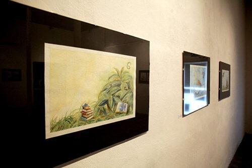 Alkatraz Gallery, foto: Sunčan Stone