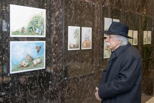 Galerija IJS, foto: Marjan Verč