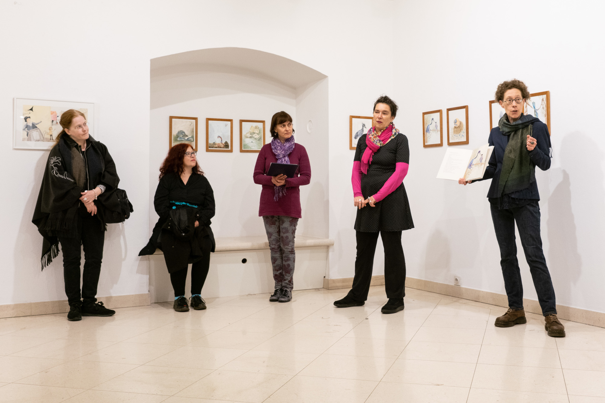 Galerija DLUL, foto: Matej Štalcer